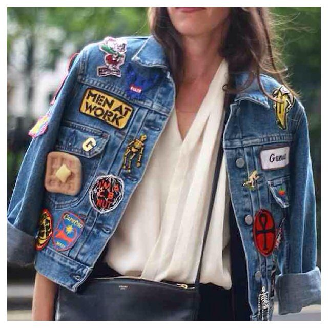 Patchwork and Badges