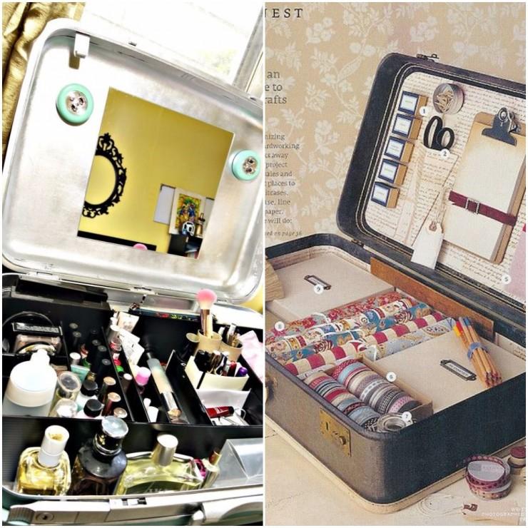 Repurposing Suitcase