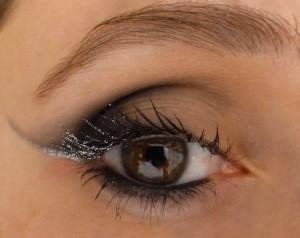 Glitter Mascara - Silver