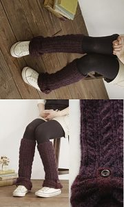 Styling Leg Warmers