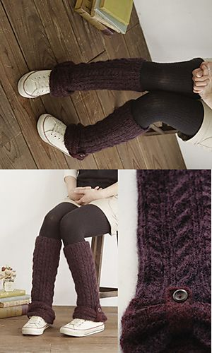 Styling Leg Warmers