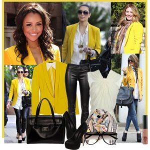 The Yellow Trend - Rock It In Your Style