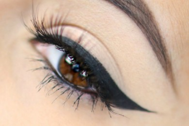 Get The Perfect Winged Eyeliner