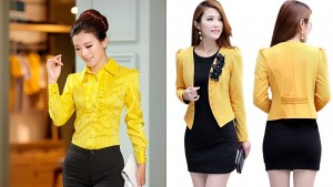 Yellow for office
