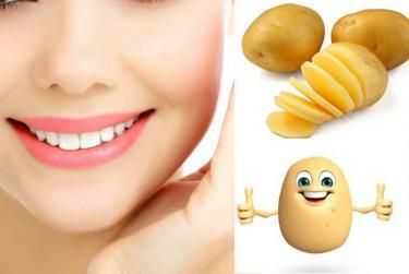 Benefits of Potato for skin