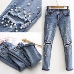 DIY – Give Old Denims A New Look
