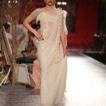 Fringed Saree Trend