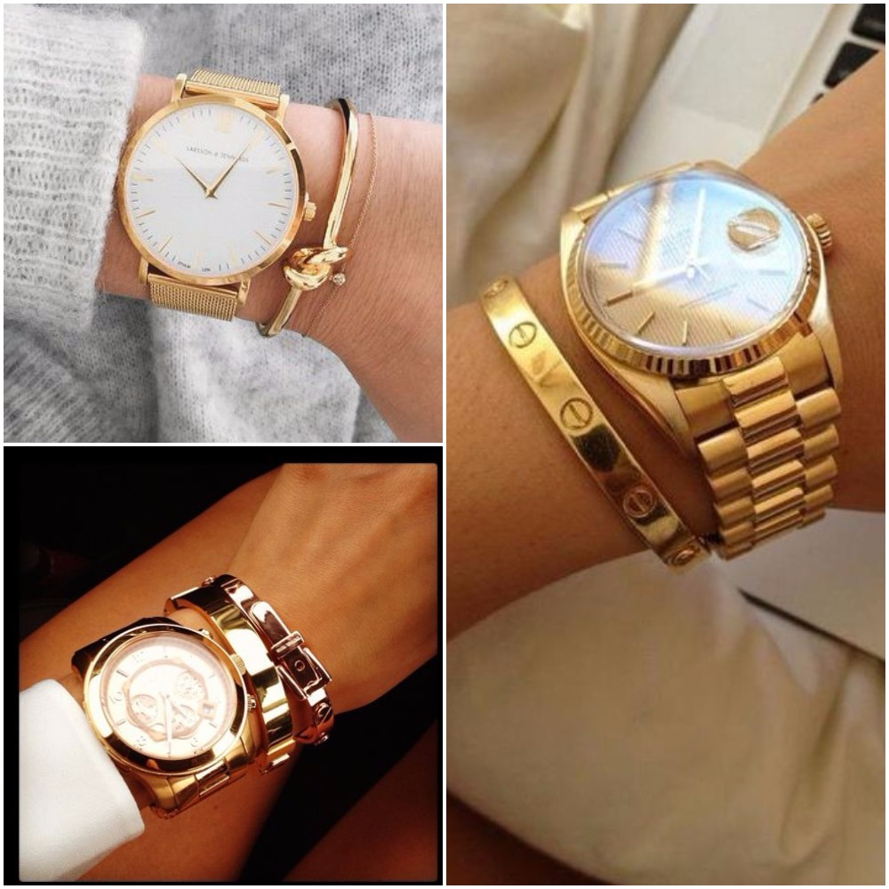 Style with Watches