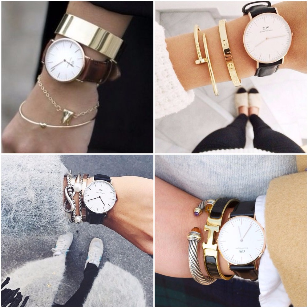 images best bracelets fashion cluse charm beauty jewelry watch pinterest gondane a white styling on female watches minimal rose accessories grey style gold