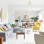 Decorating Interiors With White Walls