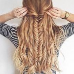 How To Do An Easy Fishtail Braiding