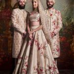 Floral Lehngas For Brides To Be