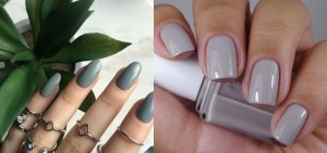 Grey nailpaints for summers