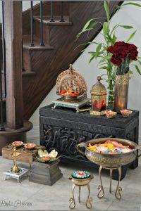 Holi Decoration for home