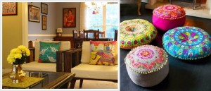 Indian Cushions for home