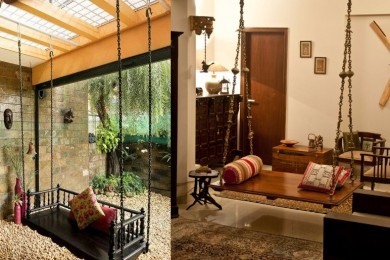Indian style Swing for home