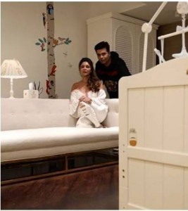 Karan Johar gets a nursery designed for his twins