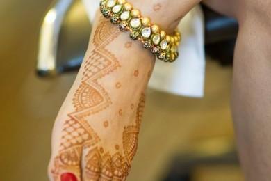 Kundan payal for brides