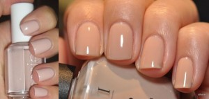 Nude shades nailpaint for summers