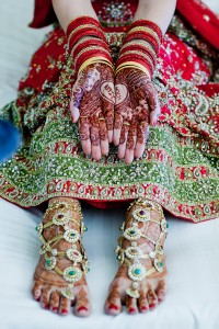 Payal Designs for brides