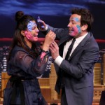 Priyanka Chopra Celebrates Holi On Jimmy Fallon Show