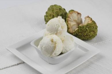 Healthy Sitaphal Ice Cream