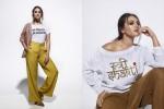 Sonakshi Sinha in Feminism T-shirt