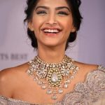 5 Ways To Wear A Kundan Polki Neck Piece In Sonam Kapoor Style