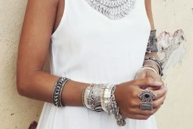 Style Your Look With Silver Jewelry