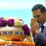 Akshay Kumar Launching Bharat Ke Veer Online Portal and Mobile App