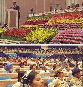 Akshay Kumar on the launch of Bharat Ke Veer Portal