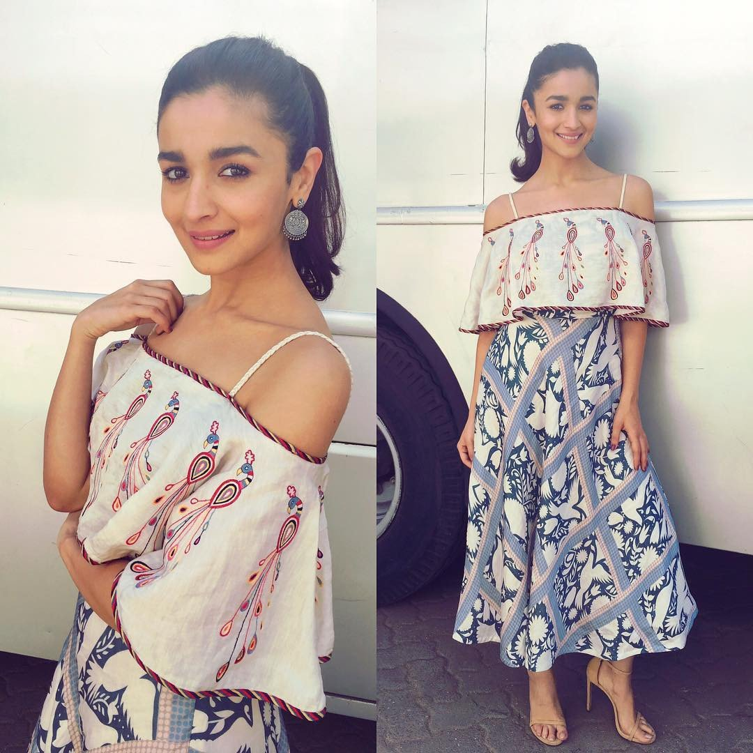 Get Inspired By Alia Bhatt Looks For This Summer Threads