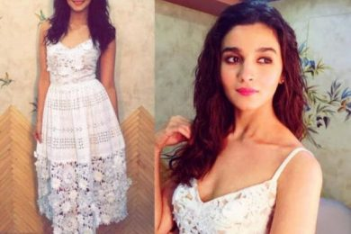 Get Inspired By Alia Bhatt Looks For This Summer