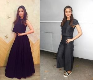Alia Bhatt Summer Dressing