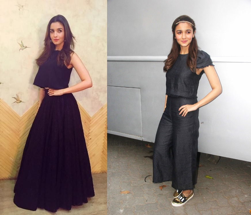Alia Bhatt Summer Dressing
