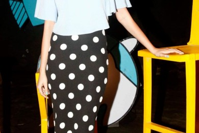 Get Inspired By The Polka Dot Dressing Of Celebs