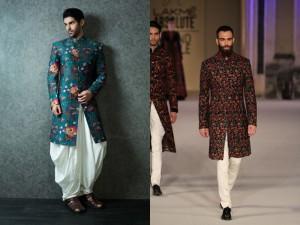 Brocade Bangala jacket
