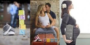Creative Pregnancy Photographs