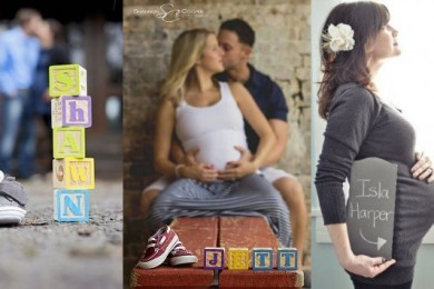 Creative Pregnancy Photographs