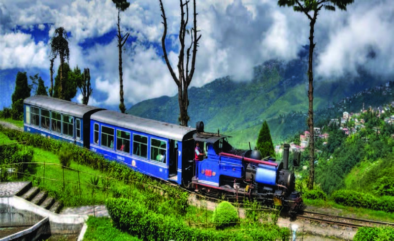 Darjeeling summer hill stations in India