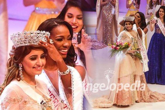 Miss Teen 2017 Shrishti Kaur