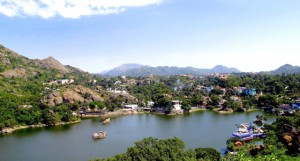 Mount Abu summer hill stations in India