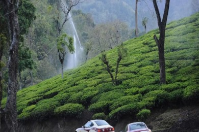 Ooty hill stations for summer