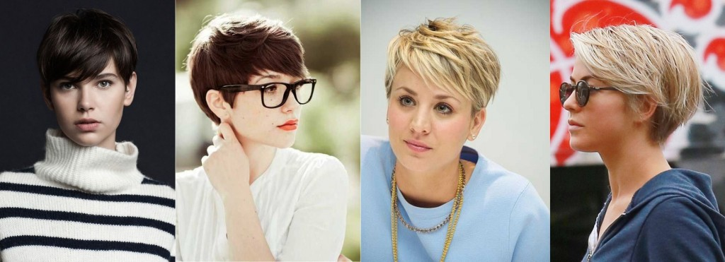 Pixie cut for summer 2017