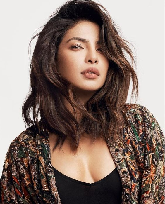 Priyanka Chopra as world's most beautiful women