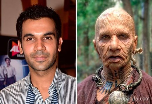 Rajkumar Rao look for movie Raabta