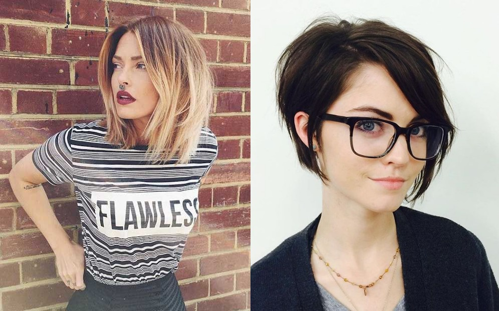 Short Hairstyles For Summer 2017 Fashion In India Threads