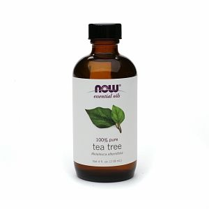 Tea tree oil for body odor