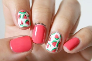 Nail Art Designs For Summers