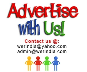 Advertise with Us - WeRIndia